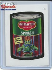 2020 Topps On-Demand Set #1 Mars Attacks Wacky Packages - CARD 12 DEL MARTIAN