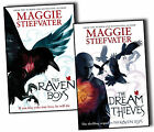 Maggie Stiefvater Raven Cycle Quartet 2 Books Collection Pack - The Dream Thives