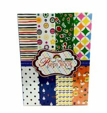 Wrapping Paper Book Button 16 Pages