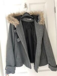 maternity winter coat UK Size 10/12