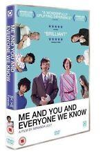 ME AND YOU AND EVERYONE WE KNOW JOHN HAWKES MIRANDA JULY UK REGION 2 DVD NEW