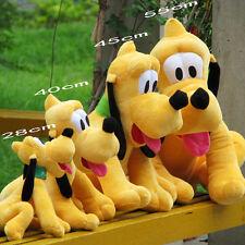 1pcs 11'' new Disney Pluto Plush Stuffed Animal Dog Baby Toy Soft Doll Hound hot