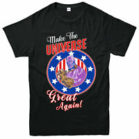 Thanos Great Again T-Shirt, Univers Avengers Thanos Adult & Kids Tee Top