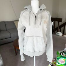 Abercrombie and Fitch Super Soft Distressed Muscle Hoodie sz L