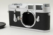 MINT- CLEAR OPT Leica M3 Single Stroke Rangefinder Camera Body from Japan #r21