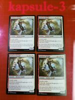 4x Fireborn Knight | Throne of Eldraine | MTG Magic The Gathering Cards