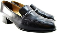 Salamander Heels Women Shoes Size 6 Euro 37 Black 4G Gisela Leather Made Germany