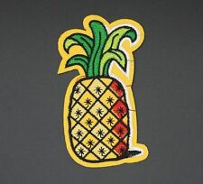 PINEAPPLE PATCH, EMBROIDERED PINEAPPLE PATCH, ODD PINEAPPLE FUTURE (P-331)