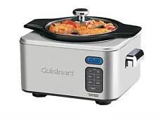 Cuisinart 4tr Programmable Slow Cooker RRP $199.95  PSC-400A 4L