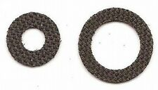 Carbon Smooth Drag washer kit set Shimano Cardiff 100, 200, 300 Right & Left