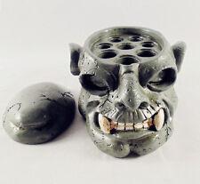 Ogre Devil Tattoo Ink Cap Cups Holder Kit
