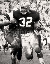 "Jim Brown Cleveland Browns NFL Football Photo 11""x14"" Print 4 Running Rams"