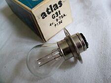 Projector bulb lamp G31 4V 0.75a P15S P15D/19 & 1884 collar BGB BGK  ..... 19