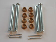 79-93 Ford Mercury Door Hinge Pins Pin Bushing Kit (Fits: Ford Tempo)