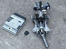 Motorsteuergerät Lesespule mit Schlüssel Ford Connect 1,8TDCI 66KW 2T1A12A650DE