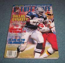 Dallas Cowboys Emmitt Smith Tuff Stuff Football Card Monthly Magazine 1995