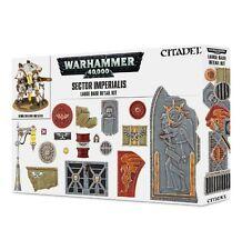 Sector Imperialis Grand Base détail Kit - WARHAMMER 40,000 - Games Workshop