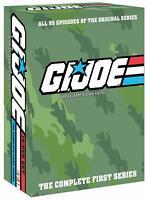 G I GI Joe A Real American Hero Complete Series All Season DVD Set Collection TV