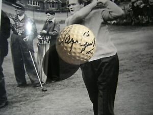 Wayne Gretsky autographed golf ball !!!