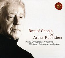 Artur Rubinstein, Ar - Rubinstein Plays Chopin [New CD]