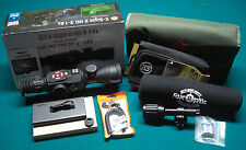 ATN X Sight II 2 HD IR Night Vision 3-14 Rifle Scope Predator Hunting Kit 850nm