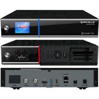 ►GigaBlue UHD UE 4K 2xDVB-S2 FBC Twin Tuner CI PVR E2 Linux 2160P + 2TB HDD NEU✅