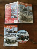 International Fighters Pc Eccellente Inglese Add-on per Flight Simulator X /2004