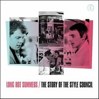 Style Council - Long Hot Summer: Story Style Council [CD] Sent Sameday*