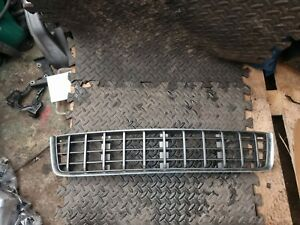 AUDI A4 Convertible B6 Front Center Lower Grille 8H0807647B 3DOOR USED GENUINE