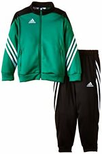 Adidas Sere14 PES su Y Survetement Junior - Vert / Noir 116 cm