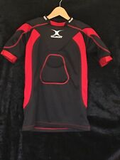 RUGBY PADDED GILBERT BODY UNDER ARMOUR Size Small VGC