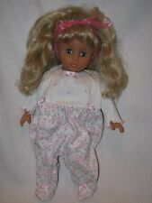"""Petty Blonde Hair 18"""" Lissi Play Doll"""