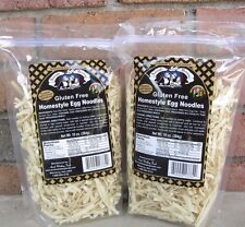 Amish Wedding Foods Old Fashioned Homestyle GLUTEN FREE Egg Noodles 10 oz
