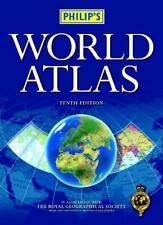 Philip's Atlas of the World (World Atlas),anon`