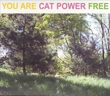 Cat Power - You Are Free - 14 TRACK MUSIC CD - LIKE NEW - H995