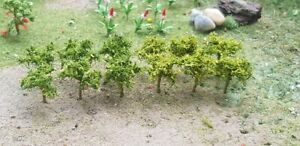 MP SCENERY 20 Grape Vines N Gauge Farm Plants Model Railroad & Farm Layout