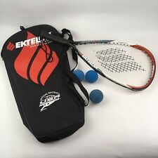 Ektelon Energy 900 Power Level Tennis Racquet Case Balls Oversize