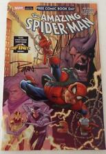 SDCC 2018 Amazing SPIDER-MAN FCBD SIGNED NICK SPENCER & RYAN OTTLEY