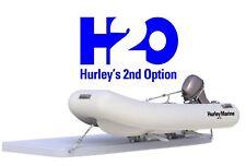 HURLEY H20 DINGHY DAVIT Davits Inflatable Rib Boat Lift Chock System