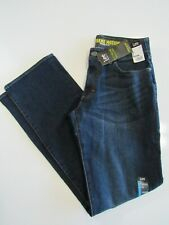 Lee Extreme Motion Blue Jeans Men's Size 42 X 30 Regular Fit Bootcut Stretch