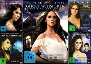 Ghost Whisperer - Die komplette 1. - 5. Staffel                          DVD 201