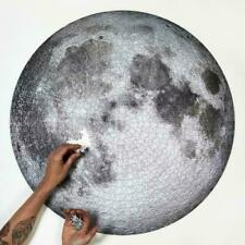 The Moon - Four Point Puzzles, 1000 Pieces, Jigsaw, New, Unused