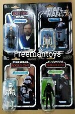 "STAR WARS VINTAGE COLLECTION 3.75"" LUKE R2-D2 DEATH STAR GUNNER TANK COMMANDER"