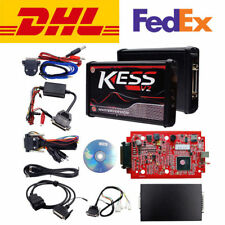 New RED KESS V2 V5.017 EU Master Online 100% No Tokens Free DHL + 2 Gifts
