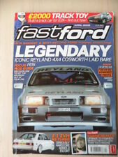 fast Ford Mag 2008 - April - Reyland 4x4 Cosworth