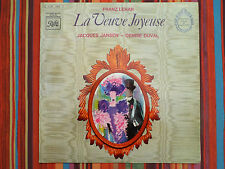 """LP 12 """" Opérette LA VEUVE JOYEUSE - F. Lehar - NM/MINT - NEUF - EMI C047-10849"""