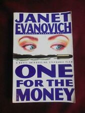 Janet Evanovich - ONE FOR THE MONEY - 1st - ADV Read Copy