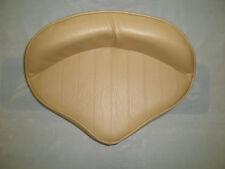 Wise Boat Seat, Pro Lean Butt Pedestal Gold Wd112B-714
