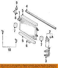 TOYOTA OEM 84-88 Pickup 2.4L-L4 Air Conditioner-Condenser Mount Right 8846714040