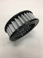 BSA AIR FILTER ELEMENT  MADE IN UK FOR AMAL CARBS A65 A50 B44 B40 1966-1970